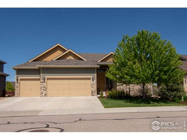 136 Kitty Hawk Dr, Windsor, CO 80550 (#913525) :: The Brokerage Group