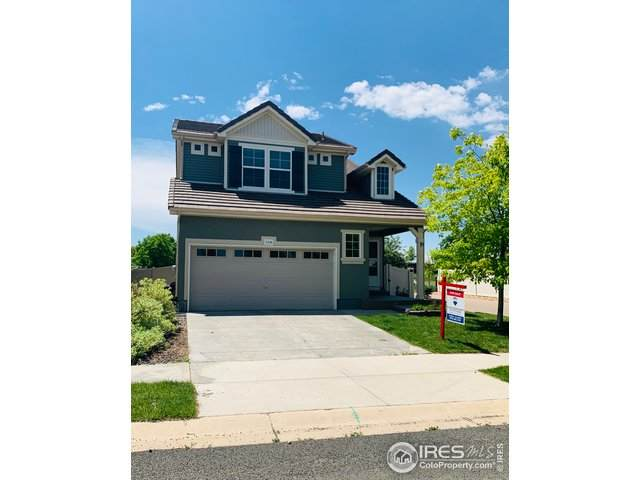 5236 Ravenswood Ln, Johnstown, CO 80534 (#913531) :: The Brokerage Group