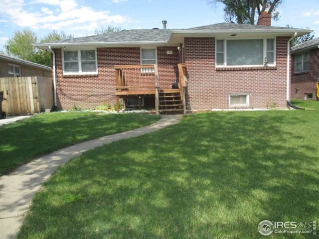 109 Avard Ave, Sterling, CO 80751 (#913532) :: Re/Max Structure