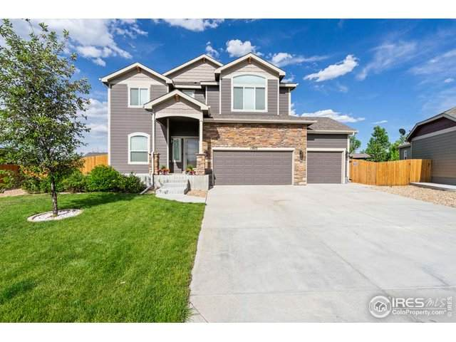 13610 Mustang Dr, Mead, CO 80542 (MLS #913539) :: Bliss Realty Group