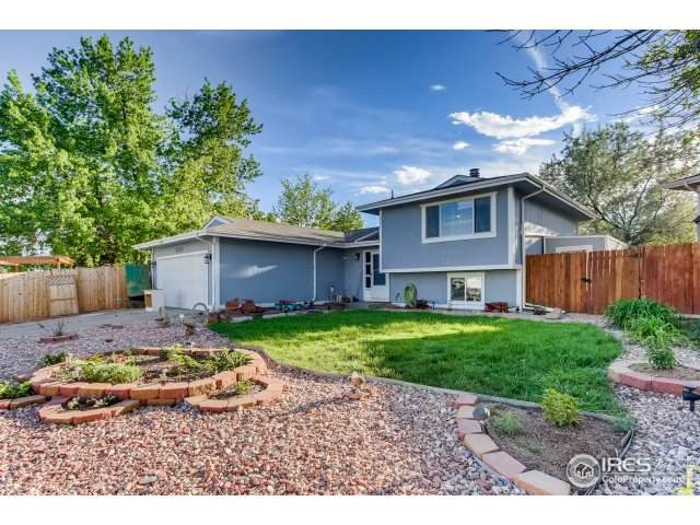 3505 Lilac Ln, Evans, CO 80620 (MLS #913543) :: Downtown Real Estate Partners