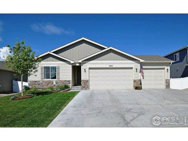 6975 Sumner St, Wellington, CO 80549 (MLS #913546) :: Kittle Real Estate
