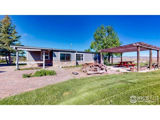 2336 W County Road 60E, Fort Collins, CO 80524 (#913547) :: Compass Colorado Realty