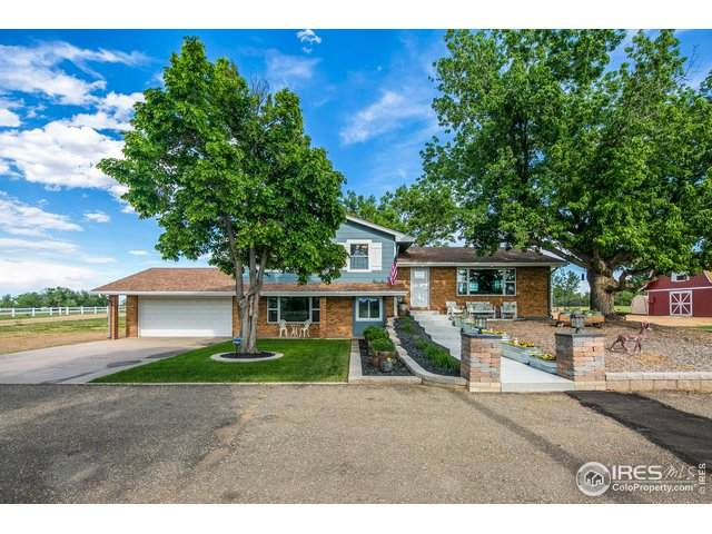 10230 County Road 15, Longmont, CO 80504 (MLS #913551) :: J2 Real Estate Group at Remax Alliance