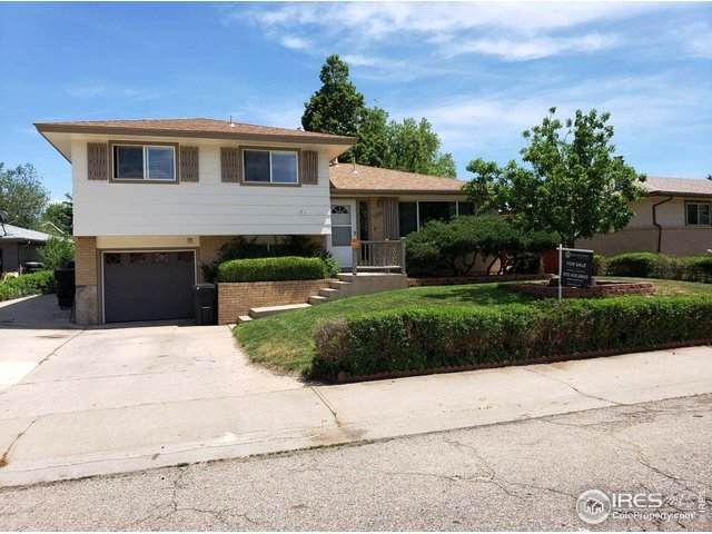 1454 27th Ave, Greeley, CO 80634 (MLS #913558) :: J2 Real Estate Group at Remax Alliance