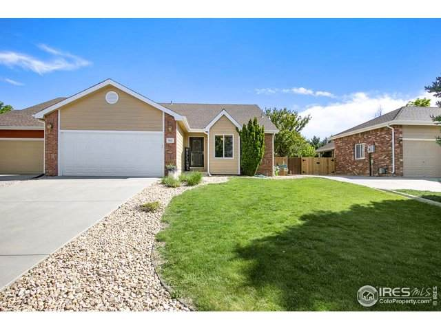 912 N 4th St, Johnstown, CO 80534 (MLS #913562) :: Find Colorado