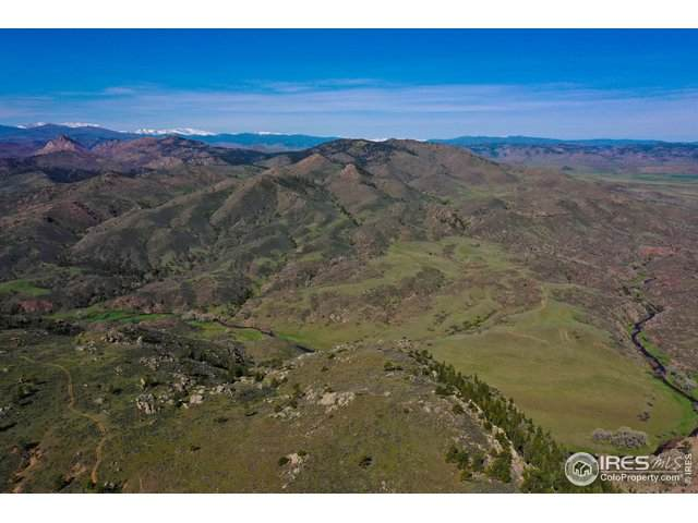 0 Rattlesnake Rd. Rd, Laporte, CO 80535 (MLS #913565) :: Hub Real Estate