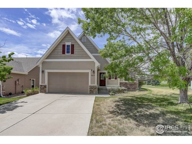 3211 67th Ave Pl, Greeley, CO 80634 (MLS #913584) :: Bliss Realty Group