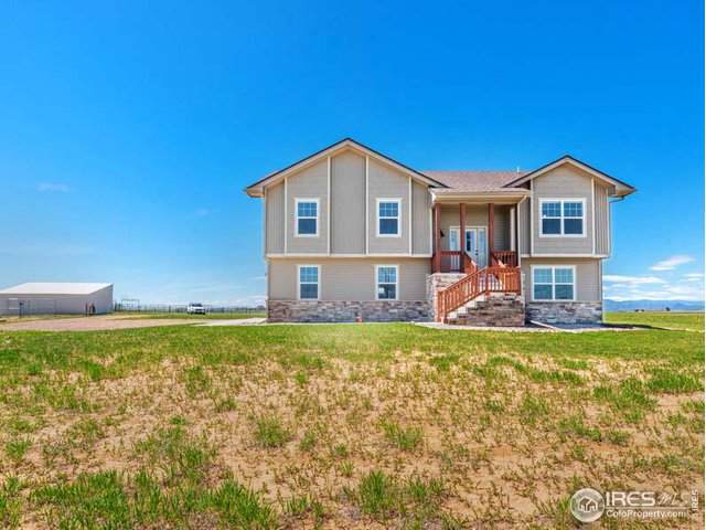 7250 County Road 104, Wellington, CO 80549 (MLS #913622) :: Kittle Real Estate