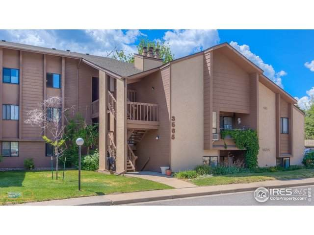 3565 28th St #106, Boulder, CO 80301 (MLS #913623) :: Downtown Real Estate Partners
