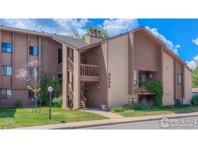 3565 28th St #106, Boulder, CO 80301 (MLS #913623) :: June's Team