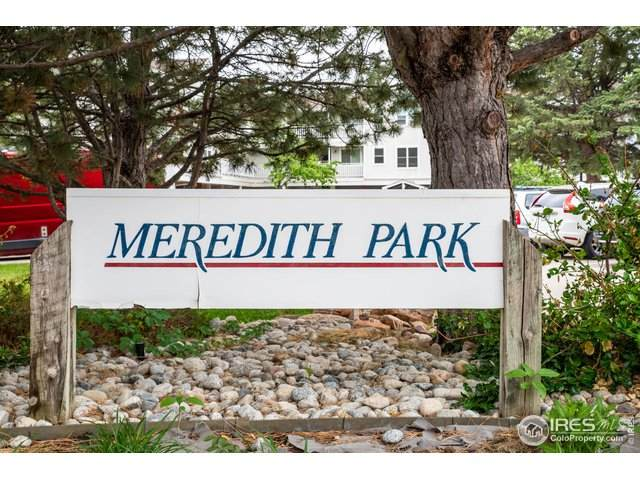 4980 Meredith Way #211, Boulder, CO 80303 (MLS #913624) :: Downtown Real Estate Partners