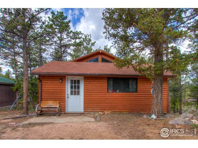 277 Onawa Rd, Red Feather Lakes, CO 80545 (MLS #913625) :: Colorado Home Finder Realty