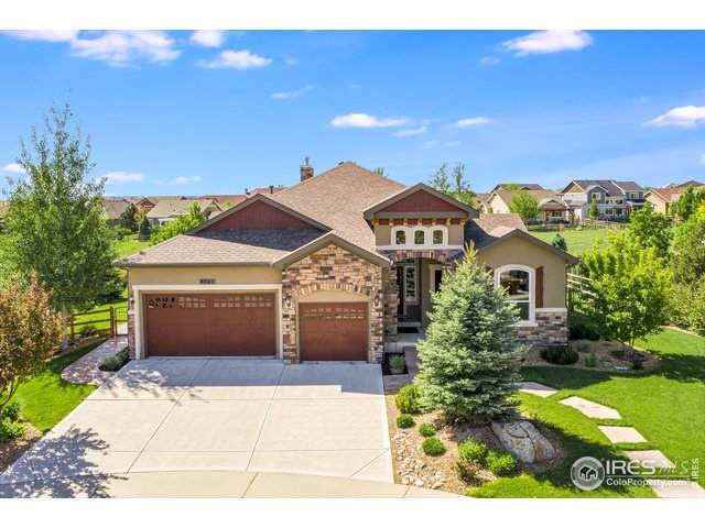8341 White Owl Ct, Windsor, CO 80550 (#913631) :: James Crocker Team