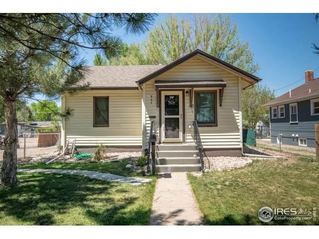 907 Edison St, Brush, CO 80723 (#913636) :: milehimodern