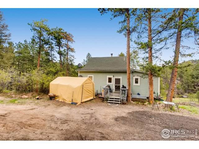 176 Antler Way, Red Feather Lakes, CO 80545 (MLS #913649) :: Colorado Home Finder Realty