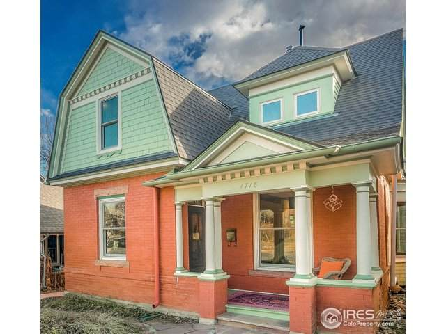 1718 Mapleton Ave, Boulder, CO 80304 (MLS #913659) :: Colorado Home Finder Realty