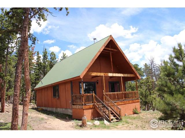 452 Osage Trl, Red Feather Lakes, CO 80545 (MLS #913660) :: Re/Max Alliance