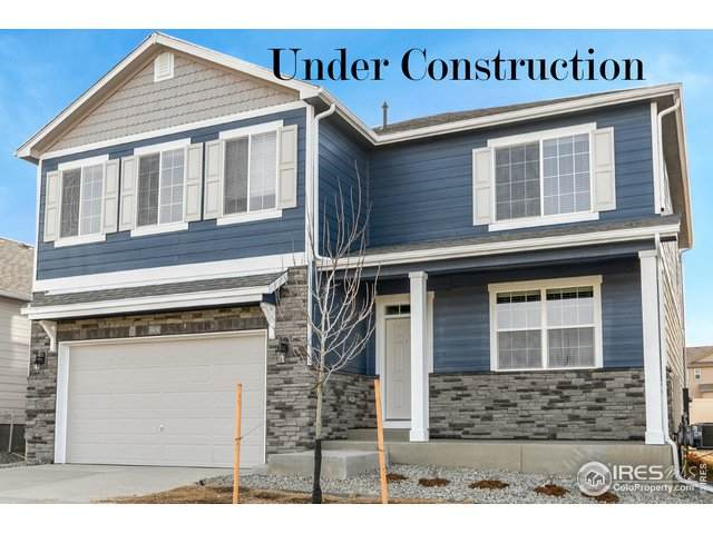1681 Clarendon Dr, Windsor, CO 80550 (#913662) :: The Griffith Home Team