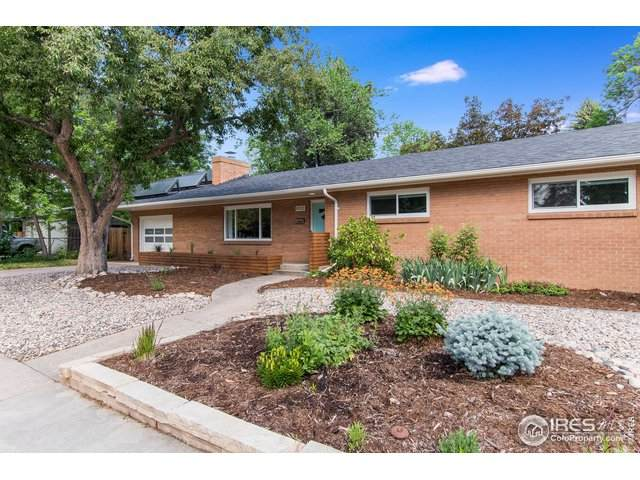 800 Locust St, Fort Collins, CO 80524 (MLS #913681) :: Keller Williams Realty