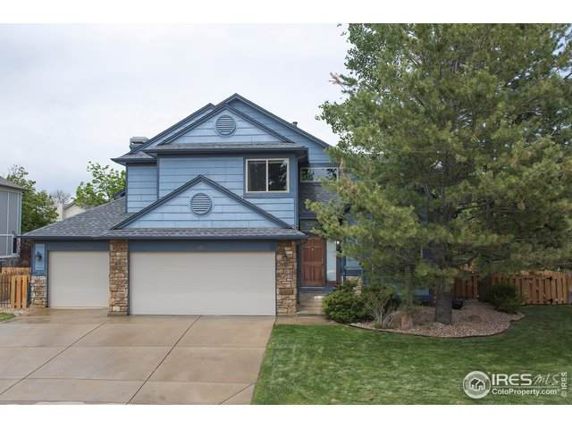 851 Trail Ridge Dr, Louisville, CO 80027 (MLS #913686) :: Colorado Home Finder Realty