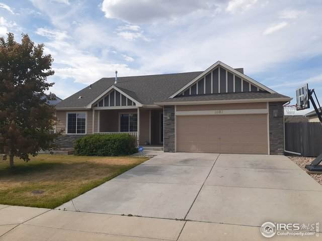 8407 18th St Rd, Greeley, CO 80634 (#913689) :: The Brokerage Group