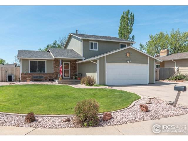 4324 W 22nd St, Greeley, CO 80634 (MLS #913691) :: Bliss Realty Group