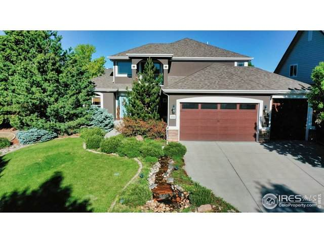 5721 Falling Water Dr, Fort Collins, CO 80528 (#913693) :: The Griffith Home Team