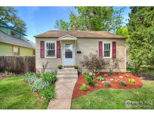 508 Edwards St, Fort Collins, CO 80524 (#913697) :: The Griffith Home Team