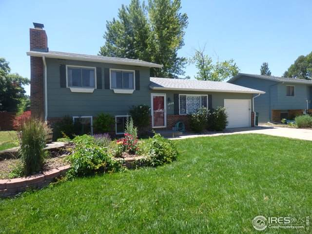 1208 36th St, Evans, CO 80620 (MLS #913710) :: Re/Max Alliance