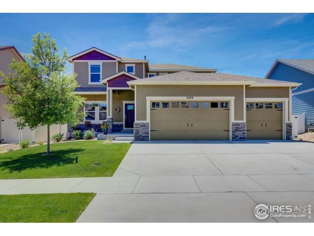 5476 Caribou Dr, Longmont, CO 80504 (MLS #913713) :: J2 Real Estate Group at Remax Alliance
