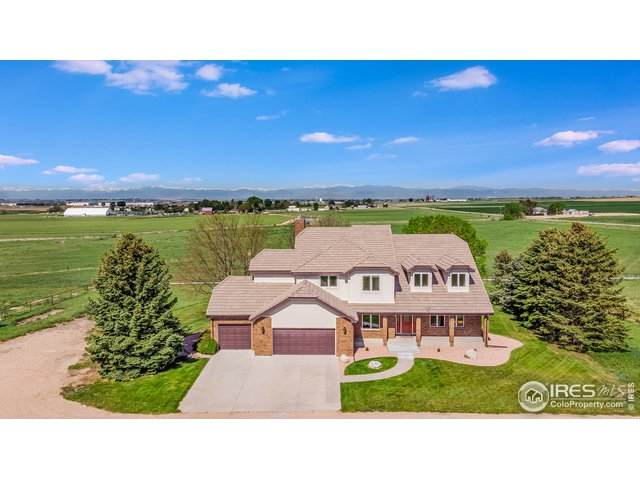 11940 Highway 392, Windsor, CO 80550 (MLS #913718) :: Kittle Real Estate