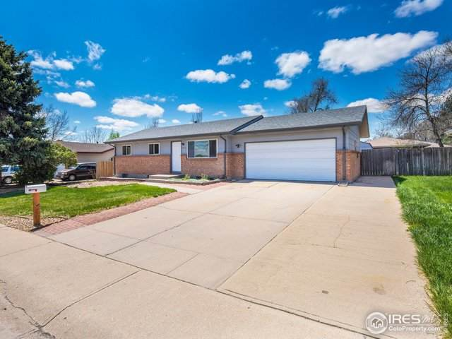 2816 W 27th St, Greeley, CO 80634 (#913724) :: The Brokerage Group