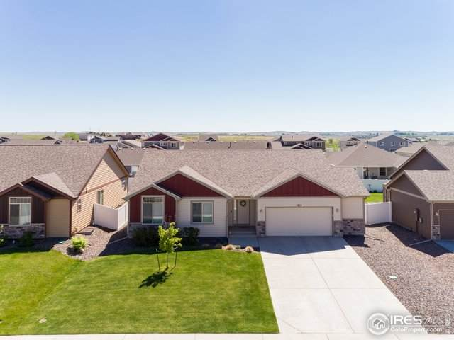 7012 Pettigrew St, Wellington, CO 80549 (MLS #913726) :: Kittle Real Estate