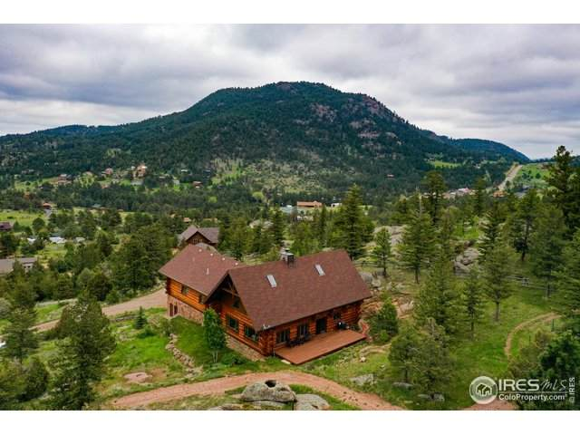 95 Choctaw Rd, Lyons, CO 80540 (MLS #913735) :: 8z Real Estate