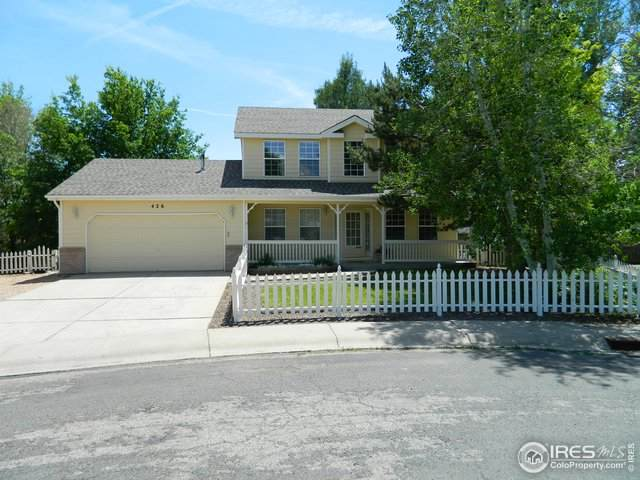426 La Costa Ln, Johnstown, CO 80534 (MLS #913743) :: Find Colorado