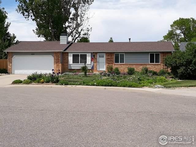 463 Slippery Elm Ct, Loveland, CO 80538 (MLS #913750) :: Keller Williams Realty