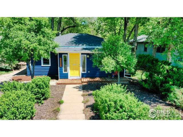 904 W Mulberry St, Fort Collins, CO 80521 (MLS #913751) :: Downtown Real Estate Partners
