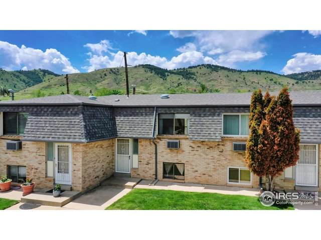 18242 W 3rd Ave #3, Golden, CO 80401 (MLS #913753) :: Keller Williams Realty
