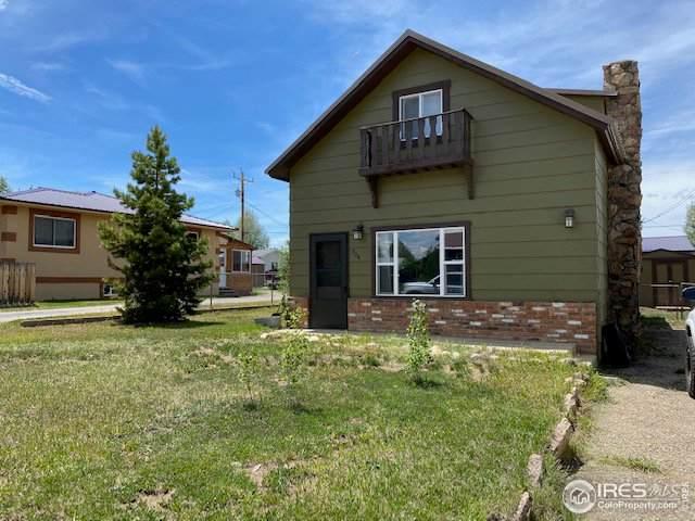 326 Logan St, Walden, CO 80480 (MLS #913756) :: J2 Real Estate Group at Remax Alliance