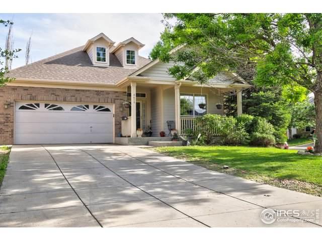 4619 Bella Vista Dr, Longmont, CO 80503 (MLS #913762) :: J2 Real Estate Group at Remax Alliance