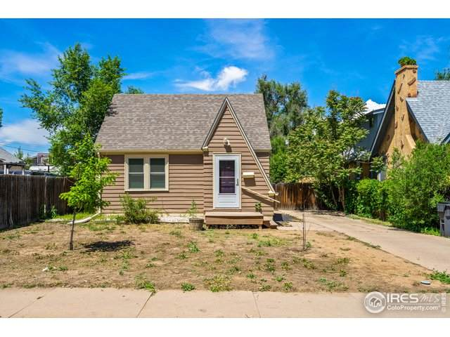 1507 12th St, Greeley, CO 80631 (MLS #913769) :: J2 Real Estate Group at Remax Alliance