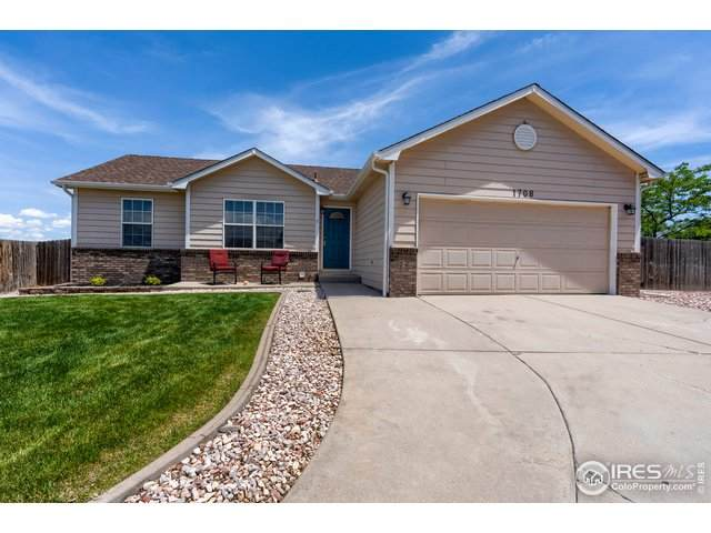 1708 51st Ave, Greeley, CO 80634 (MLS #913782) :: Bliss Realty Group