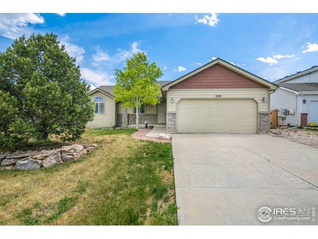 3133 Thundering Herd Way, Wellington, CO 80549 (MLS #913786) :: Kittle Real Estate