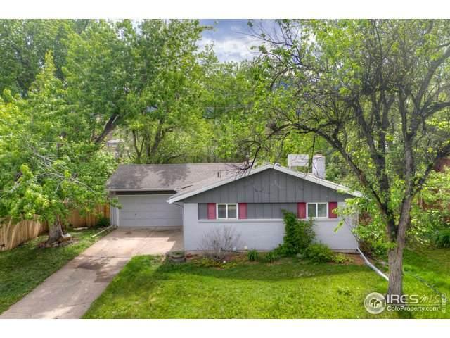3420 Berkley Ave, Boulder, CO 80305 (MLS #913789) :: June's Team