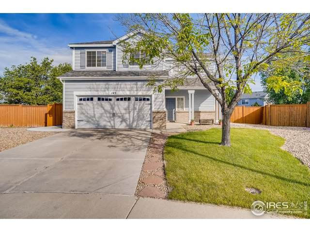 145 Brittany Ct, Dacono, CO 80514 (MLS #913798) :: Bliss Realty Group