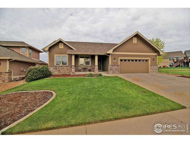 2915 68th Ave Ct, Greeley, CO 80634 (MLS #913800) :: Bliss Realty Group