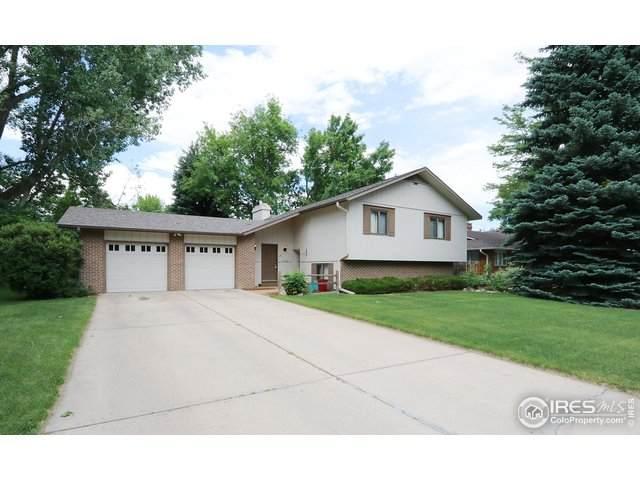 1118 Kirkwood Dr, Fort Collins, CO 80525 (#913801) :: milehimodern