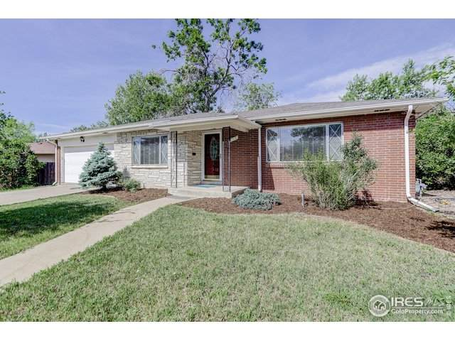 325 Kohl St, Broomfield, CO 80020 (#913802) :: The Griffith Home Team