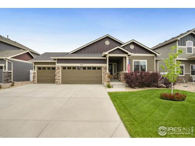 619 Vermilion Peak Dr, Windsor, CO 80550 (MLS #913805) :: Kittle Real Estate